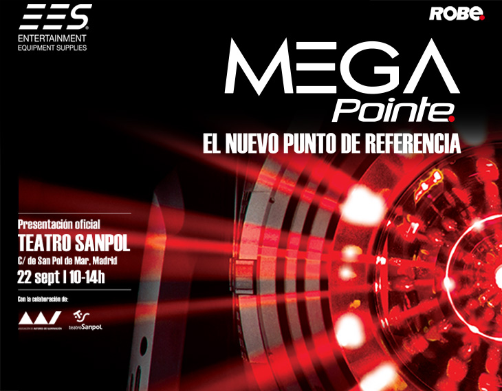 MegaPointe - Robe - Madrid