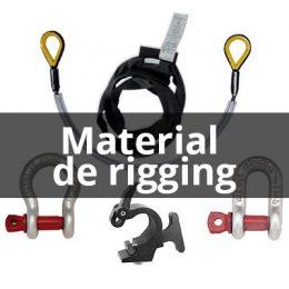 Material de Rigging – ¡Envío inmediato!