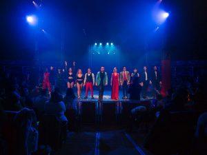 Robe y Prolyte crean magia en 'El Gran Circo con Navidad' de Varona Producción Técnica