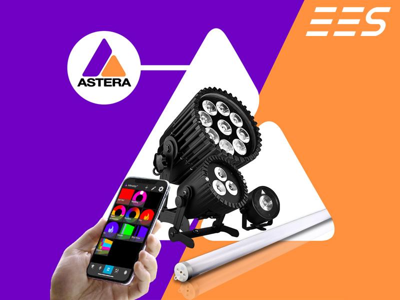 Astera se une a nuestro catálogo de representadas