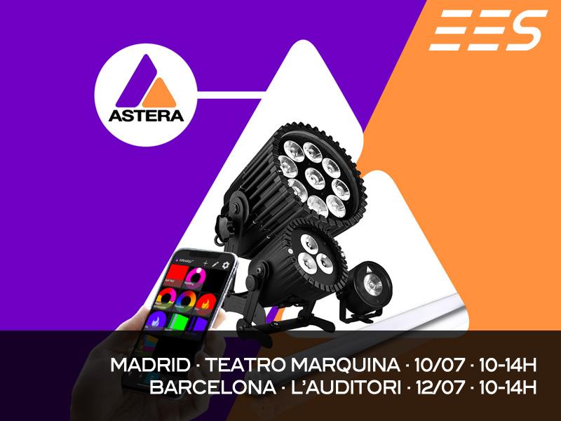 Presentación gama completa Astera
