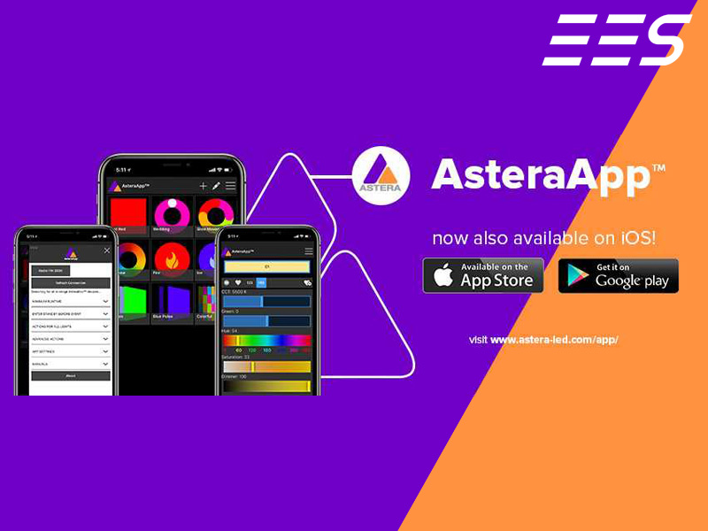 AsteraApp ya disponible para iOS