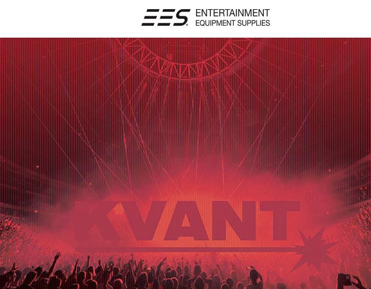 Damos la bienvenida a Kvant a nuestro catálogo de distribución