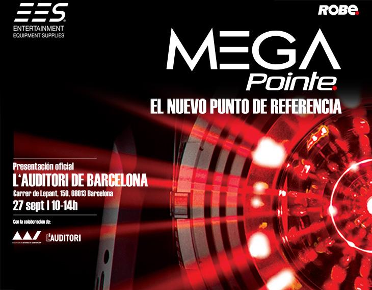 MegaPointe - Robe - Barcelona