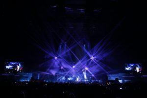 Colorcode y Fluge Audiovisuales superan las 'Expectativas' en la última gira de Enrique Bunbury con Robe y Robert Juliat