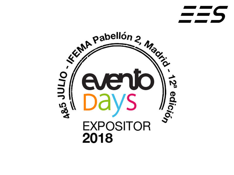 Visitadnos en Evento Days 2018