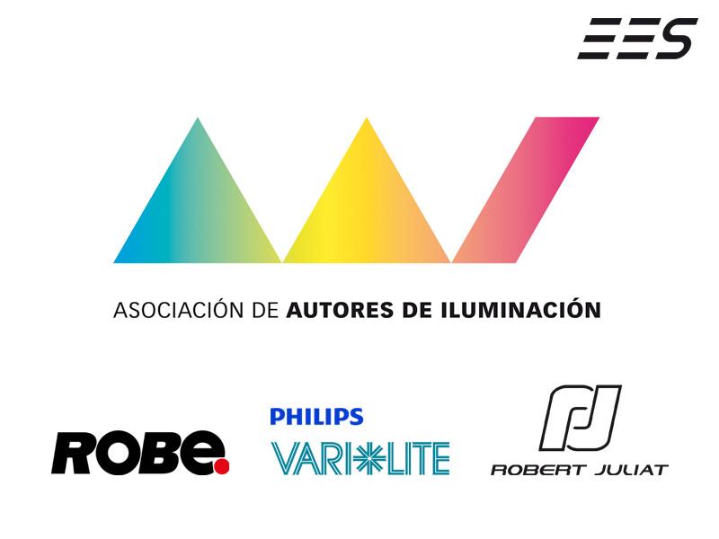 Renovamos nuestro patrocinio a la Asociación de Autores de Iluminación (AAI