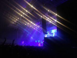 Robe, Vari-Lite y Robert Juliat rugen en el BEC de Bilbao con Judas Priest y Audiomic Producciones