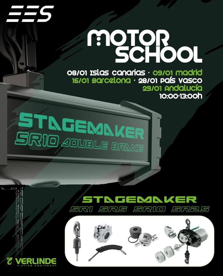 Motor School Stagemaker 2019