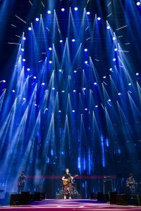 La VIII edición de Coca-Cola Music Experience derrocha luz, color y buen ritmo de la mano de CaCo García con Robe, Vari-Lite y Robert Juliat