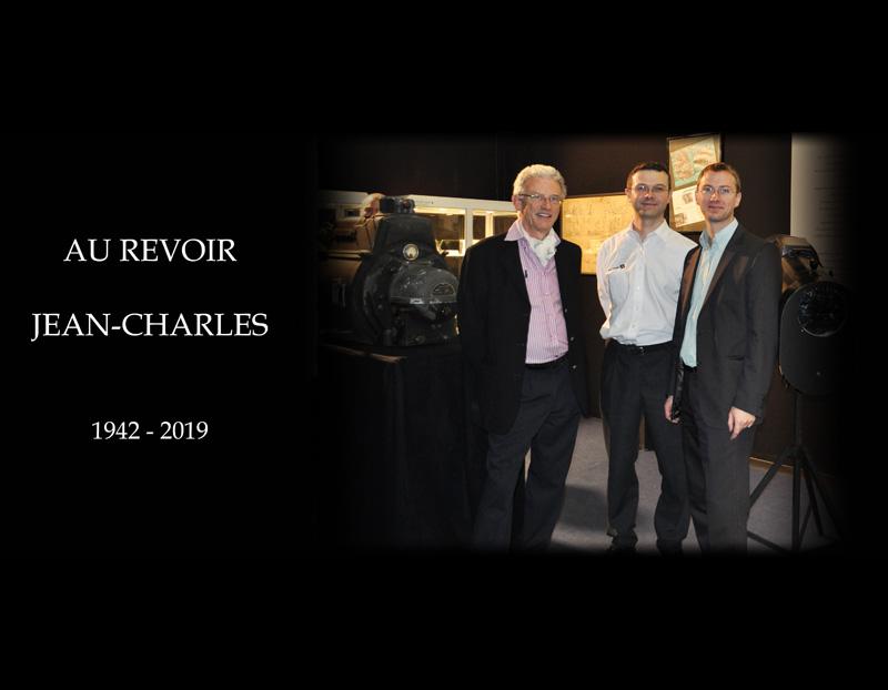 Decimos adiós a Jean Charles, genio y figura de Robert Juliat