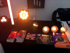 El poder de la luz para contar historias en IEDLuce 2019