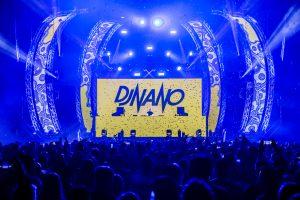 Pixelmap Studios, con Eduardo Valverde al frente, convierte 'Popland' de DJ Nano en un macroespectáculo con Robe, Robert Juliat y Fluge
