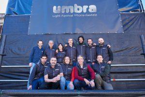 Partipamos en la primera edición de Umbra Festival como patrocinadores