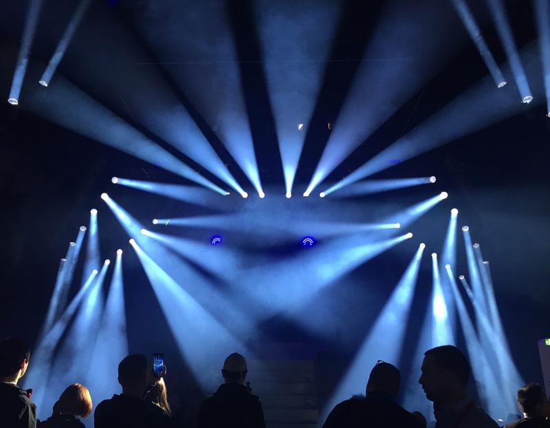 El futuro de la iluminación profesional de la mano de nuestras representadas en Prolight & Sound 2019