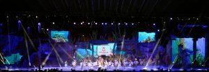 Juanjo Beloqui nos sumerge en la gala de la Reina del Carnaval de Tenerife con 250 equipos de Robe provistos por Sonopluss Canarias