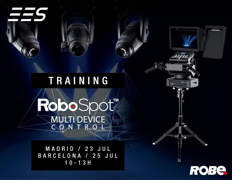 ¡Toma el control y apúntate a nuestro RoboSpot Training!