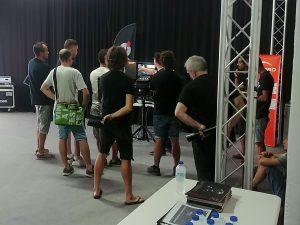 Madrid y Barcelona toman el control del RoboSpot de Robe en nuestros trainings