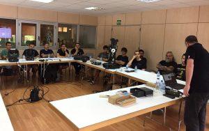 Nuestro Taller de Mantenimiento Técnico de Robe reúne a un centenar de profesionales en nuestras instalaciones del País Vasco, Madrid y Barcelona