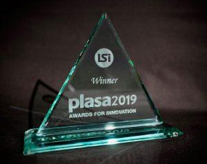 Plasa Award for Innovation para Robe Esprite