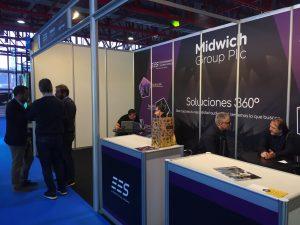 EES y EARPRO presentamos nuestro catálogo de soluciones 360º en BITAM Show bajo el paraguas del Grupo MIDWICH