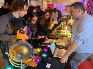Las últimas novedades en iluminación arquitectónica y expositiva brillan en IEDLuce