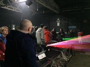 Los sistemas láser Kvant despliegan todo su potencial en Madrid, Barcelona y San Sebastián