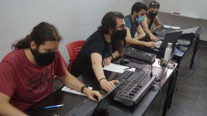Las nuevas generaciones de iluminadores se forman en Hog 4 con Óscar Gallardo