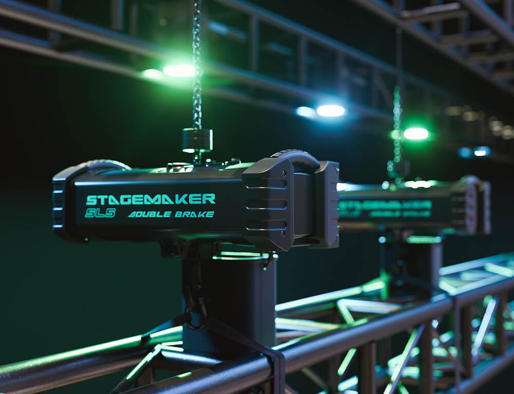 Verlinde Stagemaker da la bienvenida a sus nuevos modelos SL5 y SL10 para completar su gama de motores