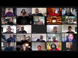 La NyxBulb brilla en nuestros trainings virtuales de Astera, arropados por numerosos asistentes