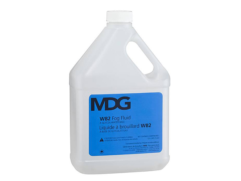 MDG Fog WB2 2,5 l.