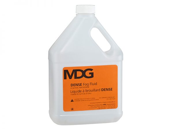 MDG Dense Fog 2,5 l.