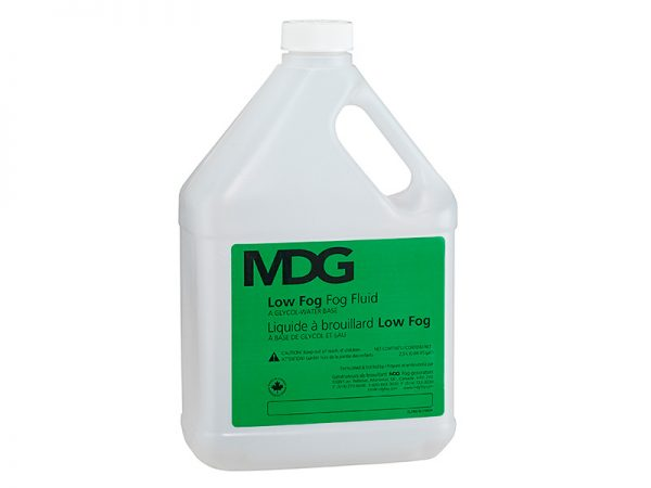MDG Low Fog 2,5 l.