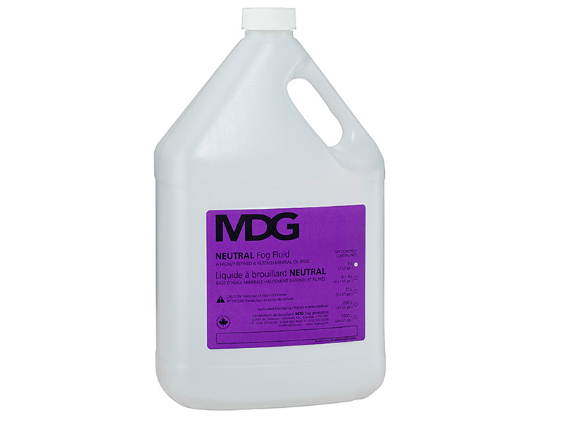 Liquido MDG Neutral 4 l.