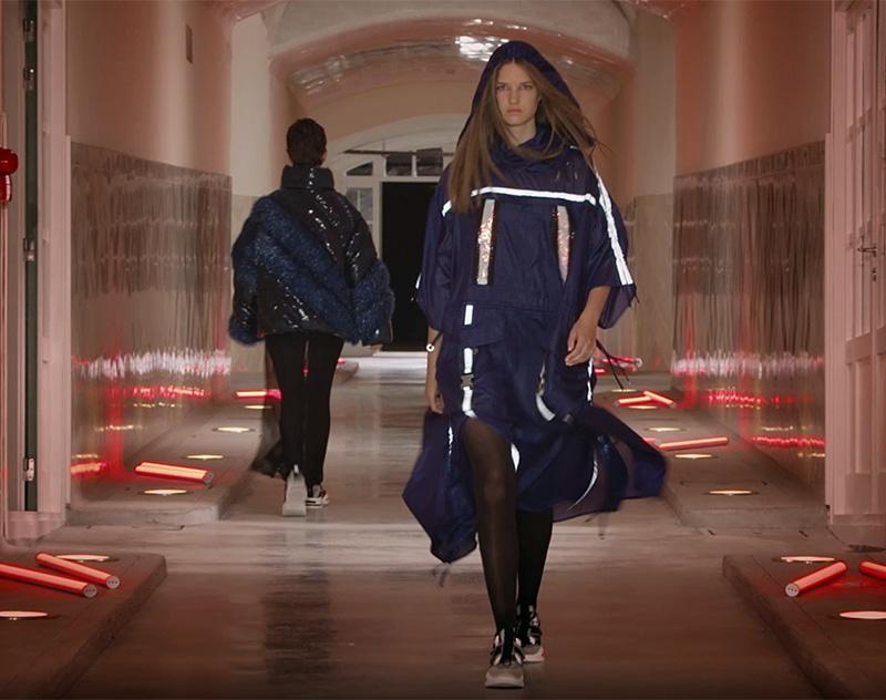 Los Titan Tube, AX3 y AX5 de Astera y Albadalejo iluminan la 26ª edición de la 080 Barcelona Fashion en su primera experiencia íntegramente digital