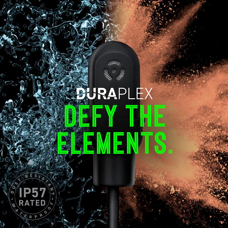 Shure desafía a los elementos con DuraPlex, su nuevo micrófono subminiatura