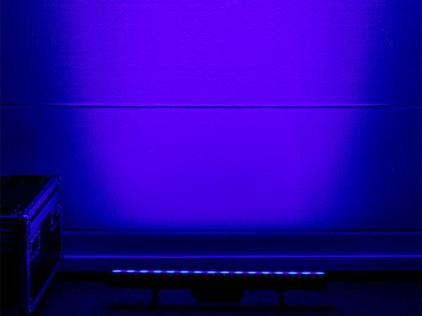 AX2 wall wash azul
