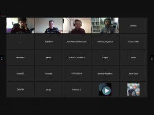 decenas de pantallas conectadas para conocer el ecosistema axient digital de shure