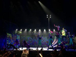 """Juanjo Llorens enciende los escenarios de """"Amores en Zarza"""" en el Teatro de la Zarzuela con Robe y Fluge Audiovisuales"""