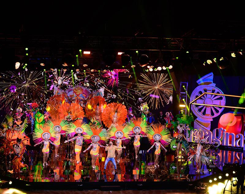 Robe, Vari-Lite y Absen, una equipación de altura para la retransmisión mundial del Carnaval Canario de la mano de Jonay Diaz y Audiovisuales Canarias